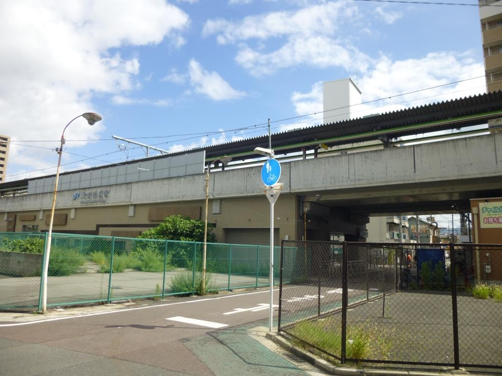 JRおおさか東線 長瀬駅 俊徳道駅 河内永和駅 高井田駅
