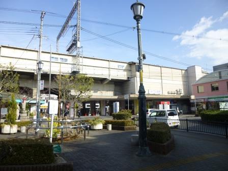 近鉄奈良線 布施駅 河内永和駅 河内小阪駅 八戸ノ里駅